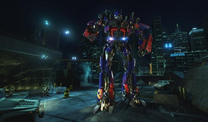 Image: Optimus Prime