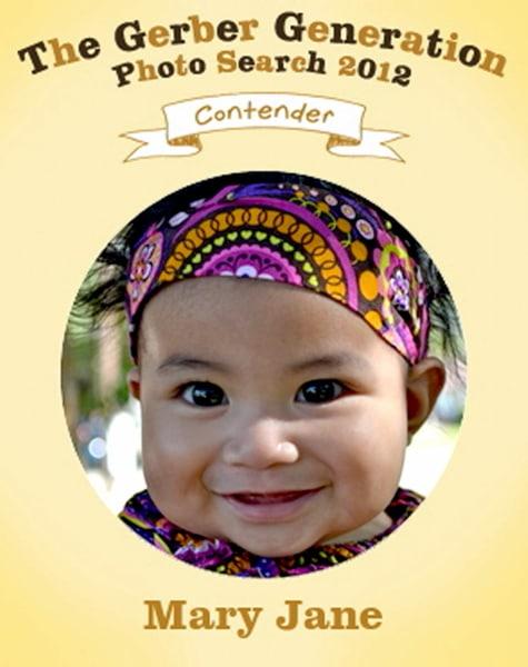 Gerber Babies Across The Generations First Model Meets