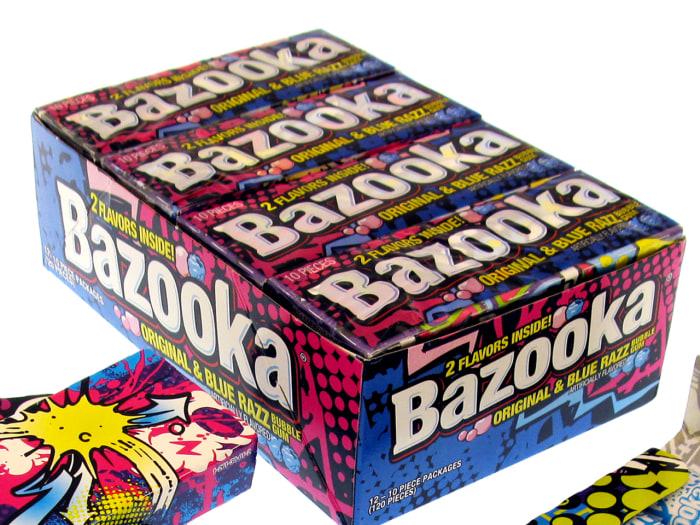 Say It Aint So Joe >> Say it ain't so: Bazooka gum abandons its comics - TODAY.com