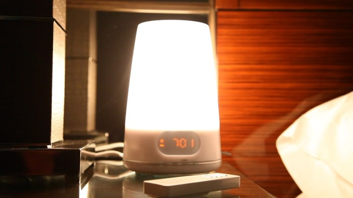 Image: Dawn simulator alarm clock
