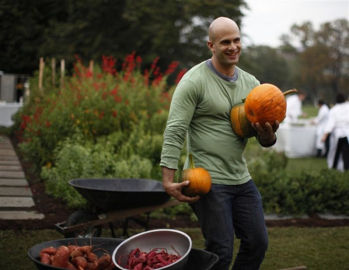 Image: Assistant White House Chef Sam Kass