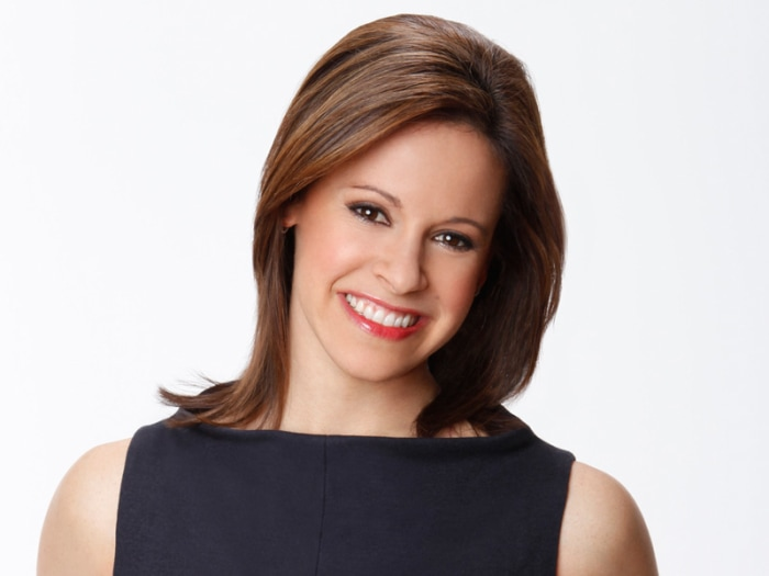 NBC NEWS -  ANCHORS-CORRESPONDENTS -- Pictured: Jenna Wolfe, Correspondent, TODAY, Co-Anchor, Sunday Editions, TODAY  -- Photo by: Heidi Gutman/NBC