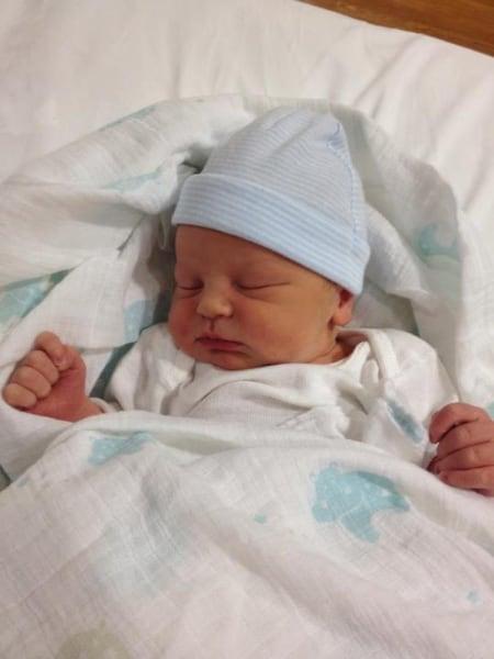 Lincoln Michael Rude, born March 22, Lakeside, Ariz.