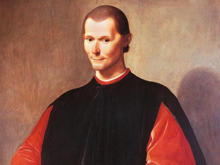 Niccolo Machiavelli, Renaissance politician, philosopher, historian and... modern parenting guru?