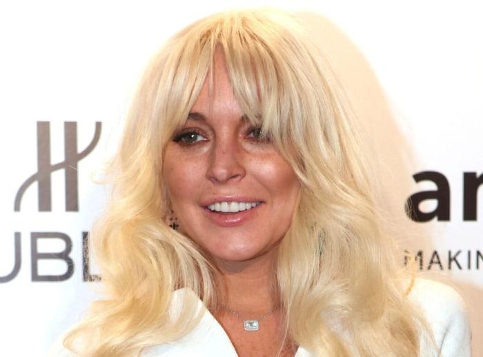 Lindsay Lohan set to h...