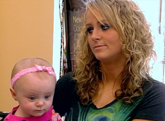 'Teen Mom' Leah Messer Suffers Miscarriage