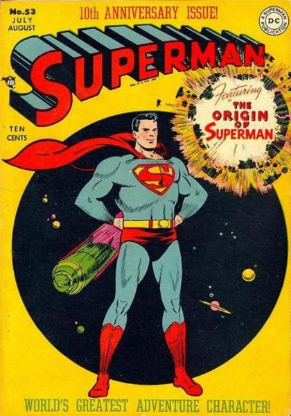 Superman No. 53