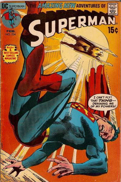 Superman No. 234