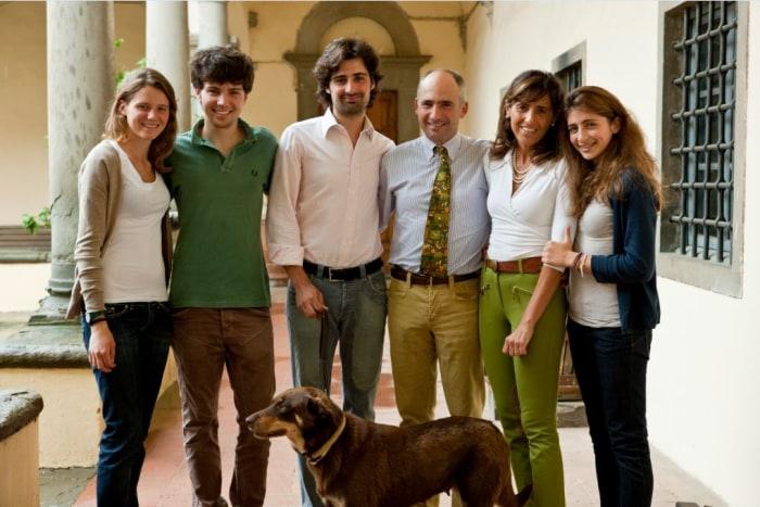 Miari Fulcis Family
