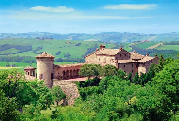 Castle Scipione