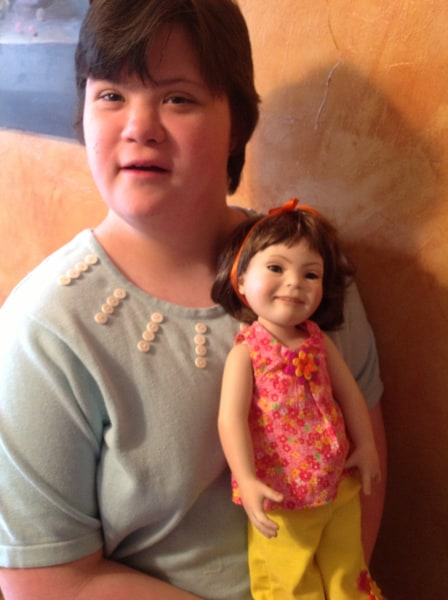 Inspired By Daughter Mom Creates Dolls For Kids With Down