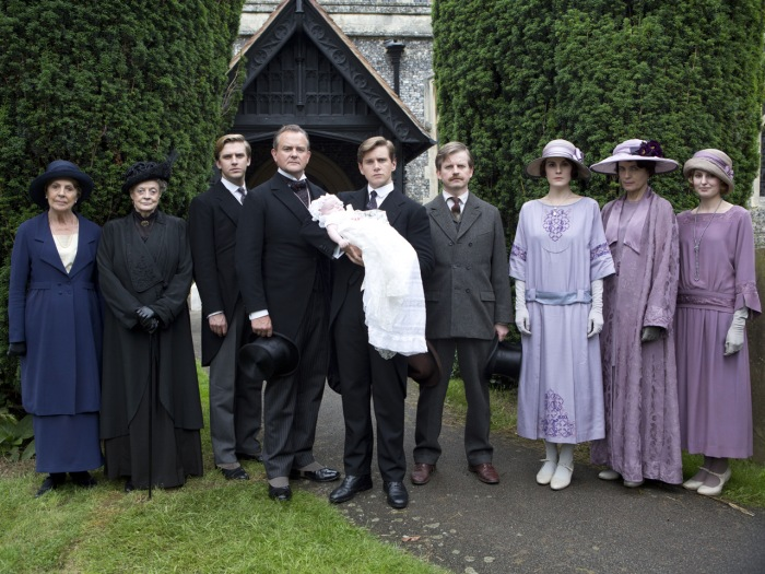 "Fans of the hit PBS show ""Downton Abbey"" will soon be able to dress and decorate their homes like their favorite characters."
