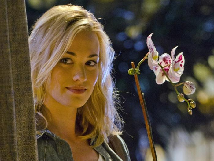 Image: Yvonne Strahovski as Hannah McKay