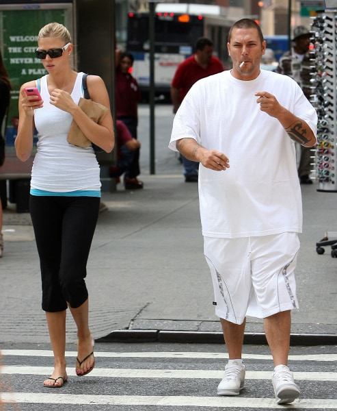 Image: Kevin Federline and Victoria Prince