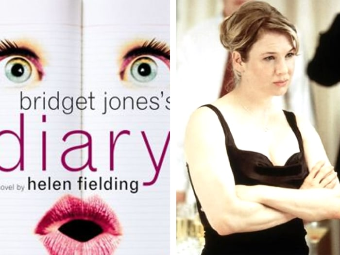 Helen Fielding's book and star Renee Zellweger
