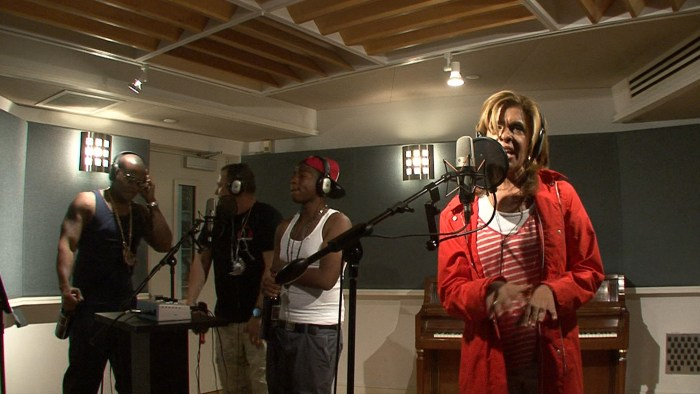 Hoda showed off her rap skills for Kathie Lee's birthday.
