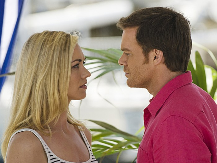 Image: Hannah and Dexter