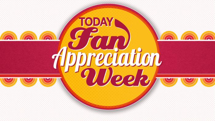 Fan Appreciation Week