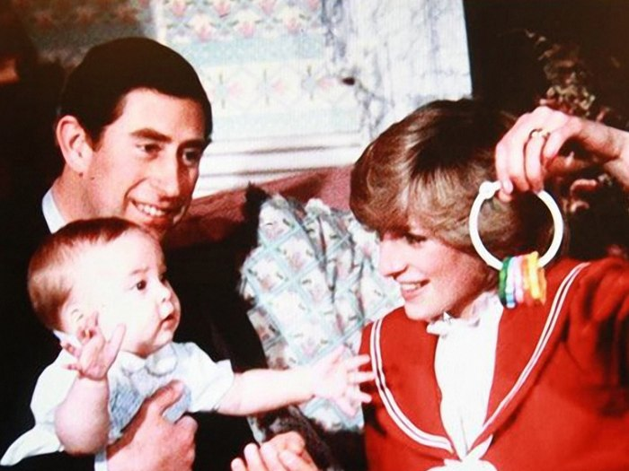 When photographer Ian Pelham Turner was chosen to shoot the first Christmas photos of a baby Prince William with Princess Diana and Prince Charles in ...