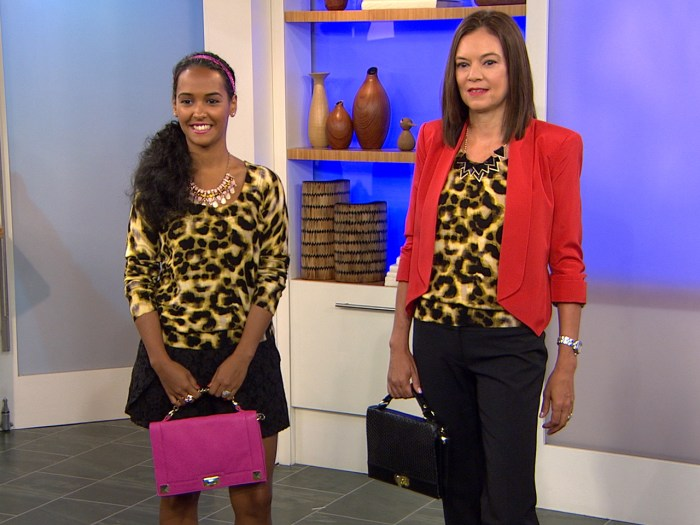 Leopard is a huge look for fall and now is the perfect time to buy the trend on sale.