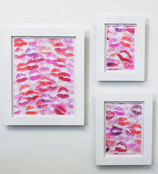 Lipstick Wall Art