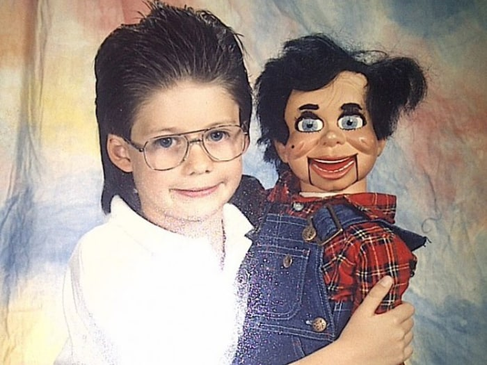 Awkward! Send us your weird and wonderful back-to-school photos.