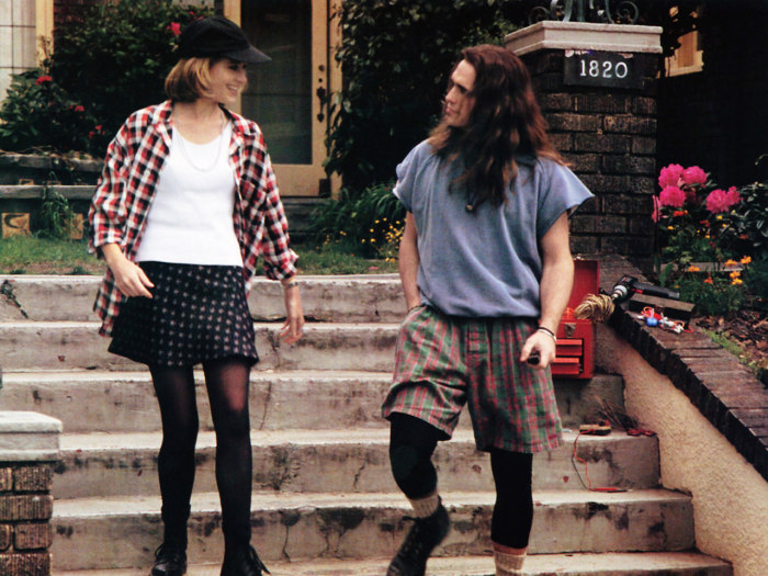 Return of 'Teen Spirit'? Grunge is back in fashion (and ...