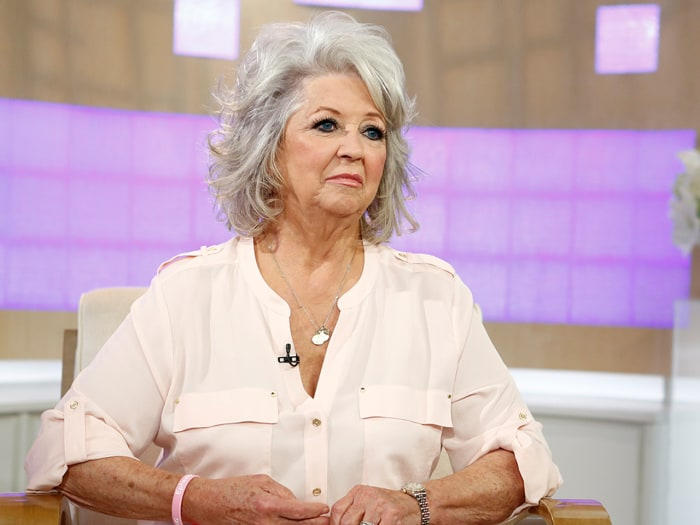 "TODAY -- Pictured: Paula Deen appears on NBC News' ""Today"" show -- (Photo by: Peter Kramer/NBC/NBC NewsWire via Getty Images)"