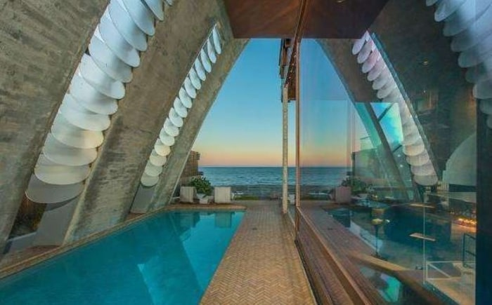 """Architecture enthusiast Michael LaFetra was so appalled by updates to the Lautner Stevens home that he approached the owners and told them, """"You're screwing up this house."""""""