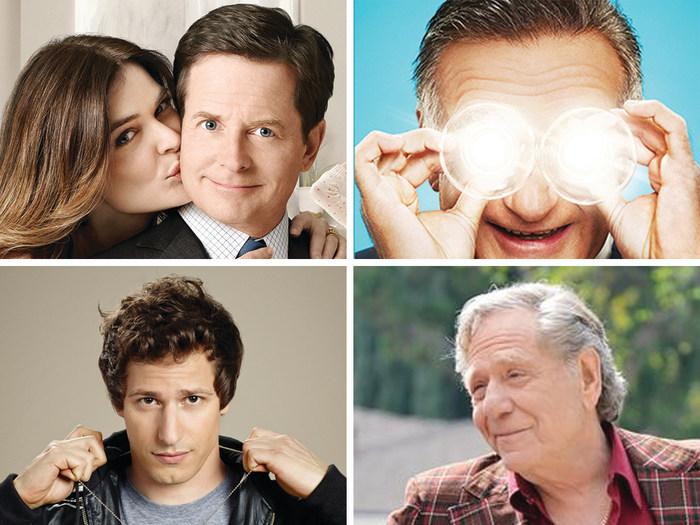 "Image: ""Michael J. Fox Show,"" ""Crazy Ones,"" ""Brooklyn Nine-Nine,"" ""The Goldbergs"""