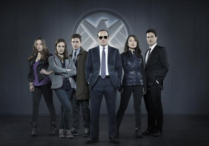 """MARVEL'S AGENTS OF S.H.I.E.L.D. - """"Marvel's Agents of S.H.I.E.L.D.,"""" Marvel's first television series, is from executive producers Joss Whedon (""""Marve..."""