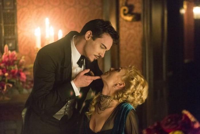 "Jonathan Rhys Myers is ""Dracula."""