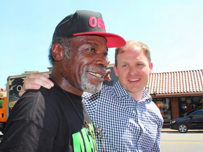 Billy Ray Harris is no longer homeless, six months after returning a stranger's ring.