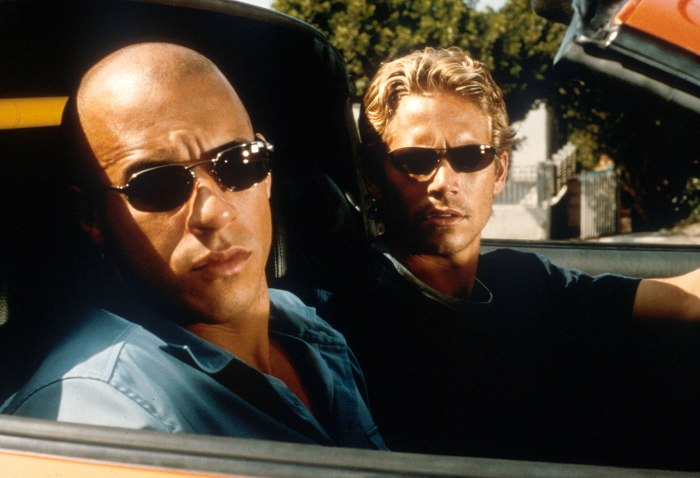IMAGE: Vin Diesel, Paul Walker