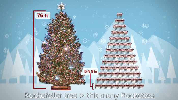 Rock Center tree graphic