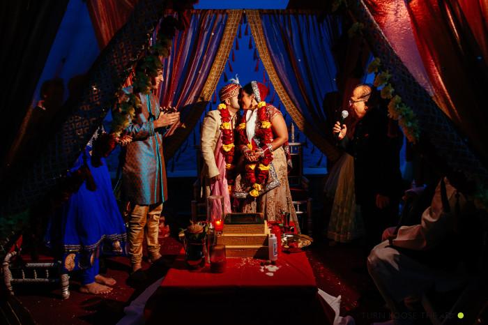 Mansha and Samir wedding
