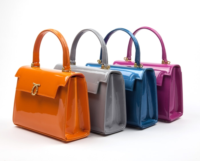 Sales of Launer handbags, often favored by Queen Elizabeth, have increased 52 percent in the last year.