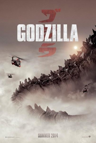 """Image: """"Godzilla"""" poster"""