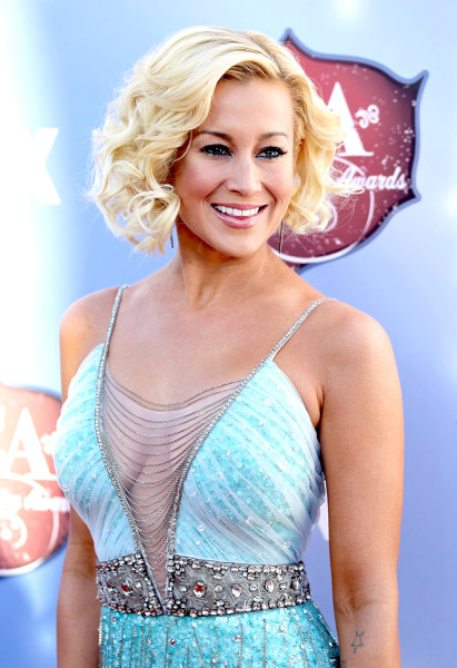 LAS VEGAS, NV - DECEMBER 10:  Recording artist Kellie Pickler arrives at the 2013 American Country Awards at the Mandalay Bay Events Center on Decembe...