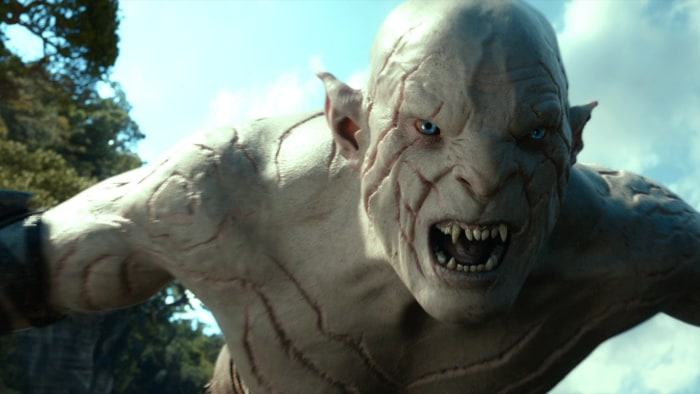 "IMAGE: Orc from ""Desolation of Smaug"""