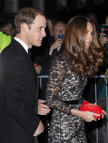 LONDON, UNITED KINGDOM - NOVEMBER 08: (EMBARGOED FOR PUBLICATION IN UK NEWSPAPERS UNTIL 48 HOURS AFTER CREATE DATE AND TIME) Prince William, Duke of C...