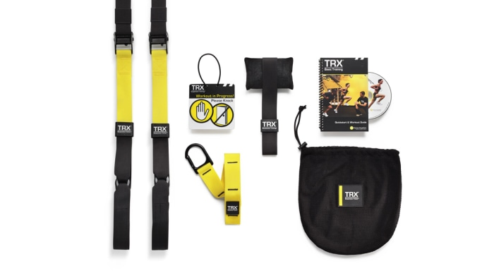 Give all your friends the TRX Suspension Trainer this season.