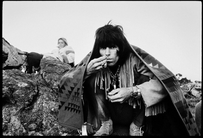 Image: Keith Richards