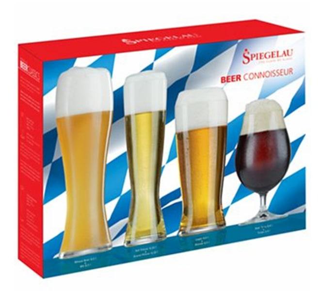 Spiegelau 4-pc. Beer Connoisseur Set