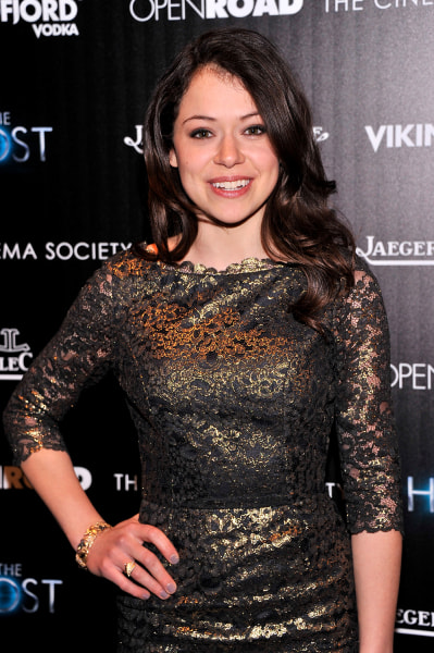 "Tatiana Maslany plays seven different characters on ""Orphan Black."""
