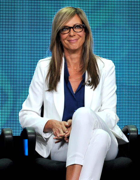 "Allison Janney plays Margaret Scully on ""Masters of Sex."""