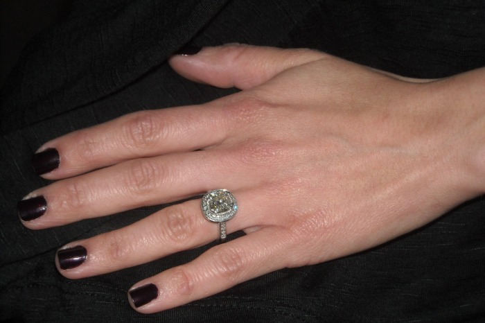 Racquel Cloutier's husband accidentally sold this ring while she was in the hospital.