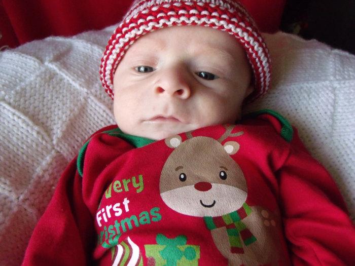 Wyatt, born Oct. 15.