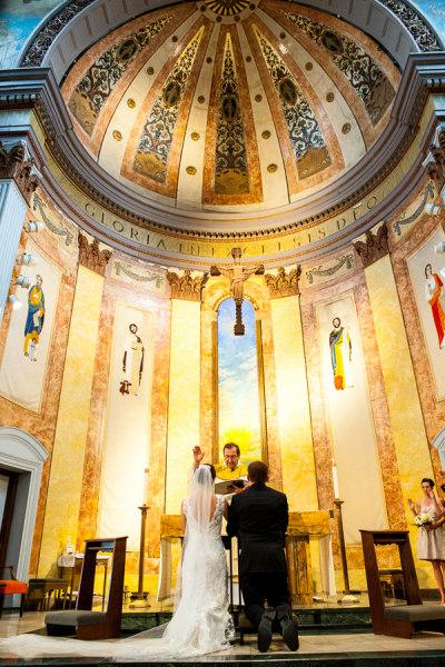 DiPietro and Haungs wedding