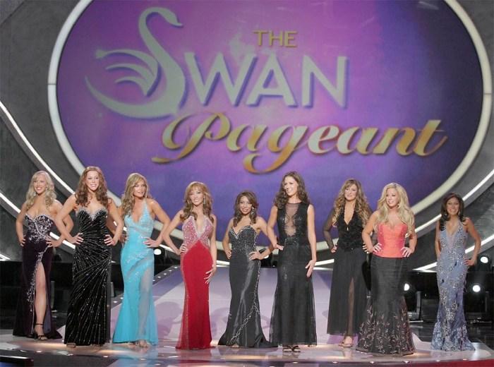 Kontes kecantikan  The Swan